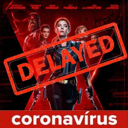 Viúva Negra é adiado devido ao Coronavírus