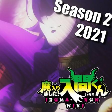Welcome to Demon School! Iruma-kun - Season 2 anunciada para spring 2021