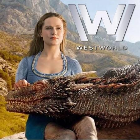 Westworld - Drogon de Game of Thrones aparece no episódio S03E02