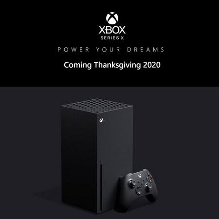 Xbox Series X ganha data de lançamento oficial
