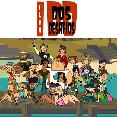 Total Drama Island (2008) - Dublado
