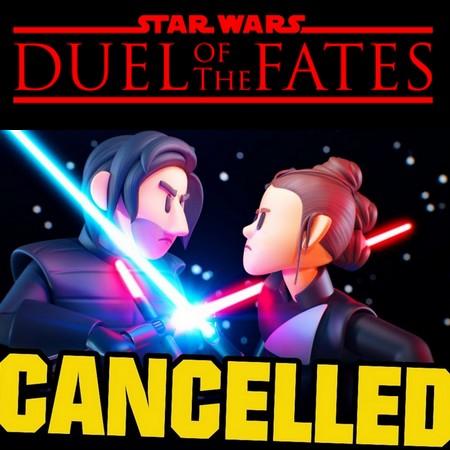 Star Wars Episódio 9 Cancelado (2020)