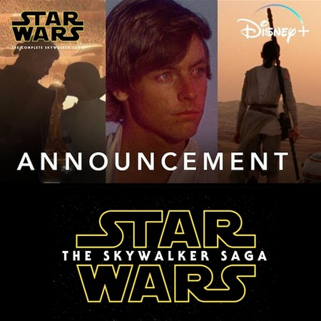 Star Wars - The Complete Skywalker Saga - Trailer da Saga no Disney+