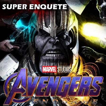 Super Enquete - Qual filme irá superar a bilheteria de Vingadores - Ultimato