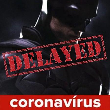 The Batman é adiado devido ao Coronavírus