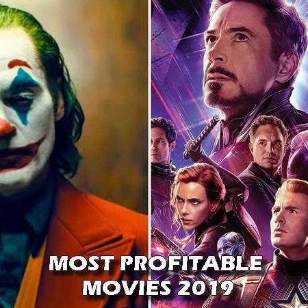 Top 25 - Filmes mais rentáveis de 2019