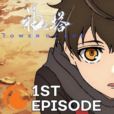 Tower of God (2020) - Legendado