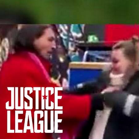 Vídeo do Ezra Miller enforcando e agredindo fã viraliza na internet