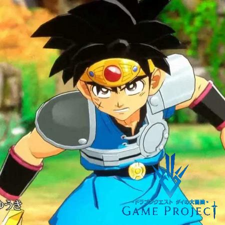 Dragon Quest - Adventure of Dai - Três games são anunciados baseados no anime