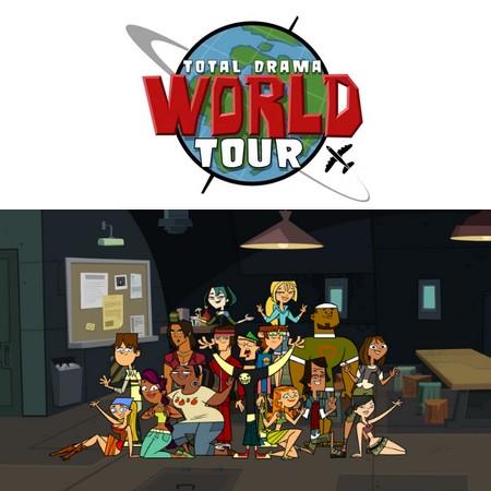 Drama Total Turnê Mundial (2011) - Dublado