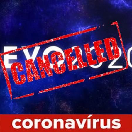 Evo 2020 é cancelada devido ao Coronavírus