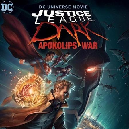 Justice League Dark: Apokolips War (2020) - Review