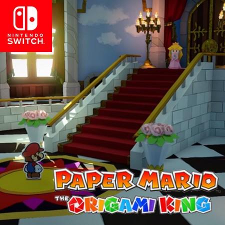 Paper Mario - The Origami King - Trailer de Anúncio