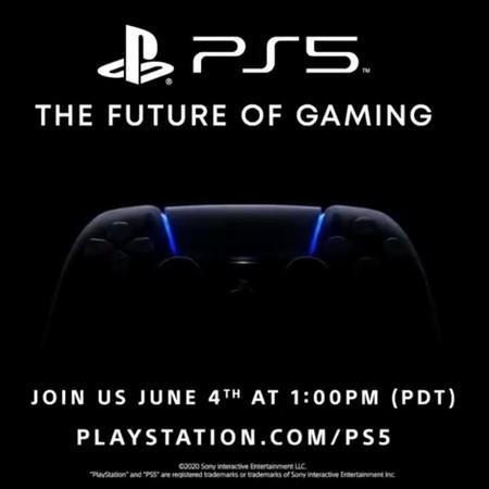 PS5 - Evento de revelação anunciado