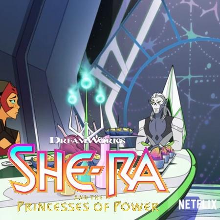 She-Ra e as Princesas do Poder - Dinner with Horde Prime - Clipe da Season 5