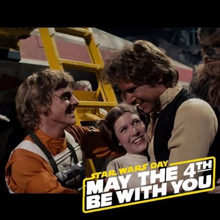 Star Wars Day 2020 - Celebrating May the 4th in a Galaxy Far, Far Away