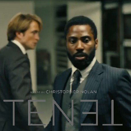 Tenet - Trailer Oficial do filme de Christopher Nolan