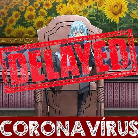 That Time I Got Reincarnated as a Slime - Season 2 é adiada para 2021 devido ao Coronavírus