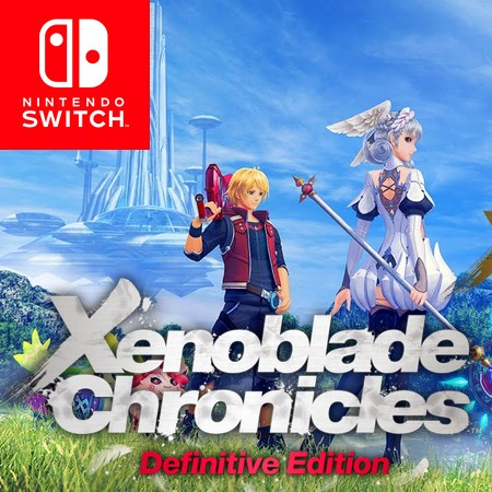 Xenoblade Chronicles - Definitive Edition - Web Comercial Japones #5
