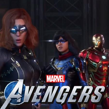 Avengers da Square Enix - Trailer de História