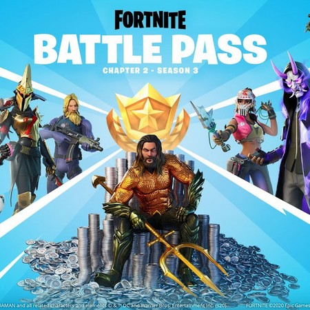 Fortnite - Chapter 2 - Aquaman anunciado na Season 3 do Game