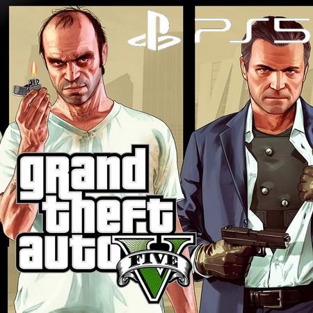 GTA V e GTA Online - Trailer de Anúncio das Versões de PS5