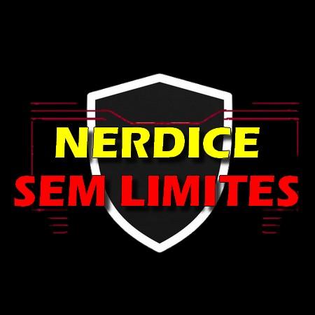 Nerdice Sem Limites - Nosso novo canal de Youtube já está no ar