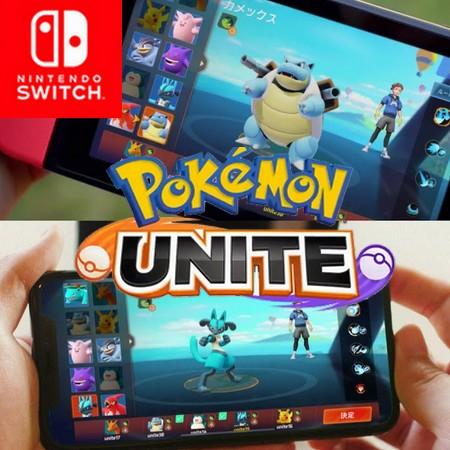 Pokemon Unite - Anunciado MOBA de Pokemon