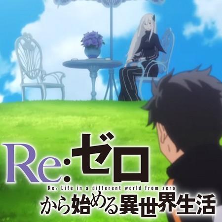 Re Zero - Trailer Preview Oficial da Season 2 do Anime