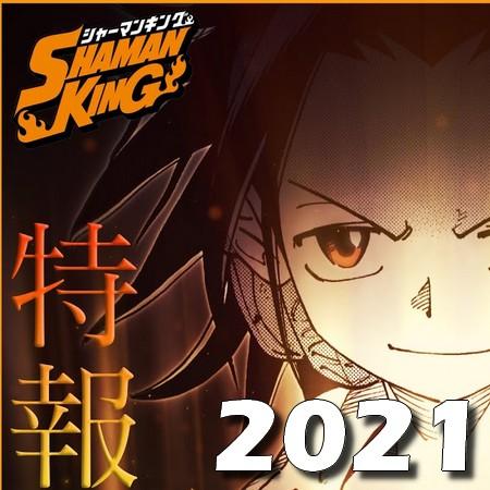 Shaman King - Anime terá remake em 2021