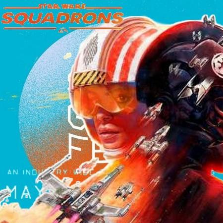 Summer Game Fest - Star Wars Squadrons Trailer Premiere w Geoff Keighley