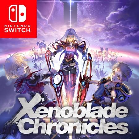 Xenoblade Chronicles - Monolith Soft libera arte especial de 10 anos de aniversário da franquia