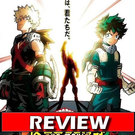 Boku no Hero Academia Heroes Rising (2019) - Review
