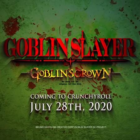 Goblin Slayer Goblin´s Crown - Trailer Oficial da Estreia no Crunchyroll
