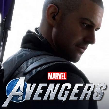 Marvel´s Avengers - Trailer do Gavião Arqueiro
