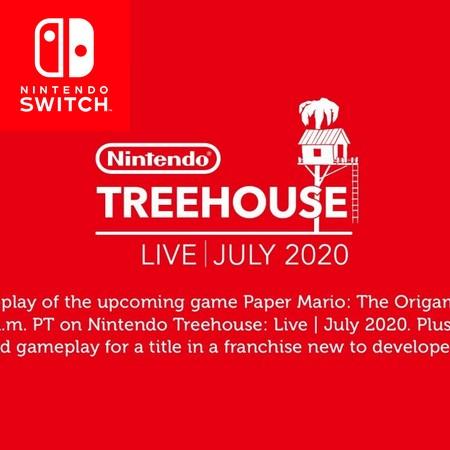 Nintendo Treehouse Julho 2020 - Anunciada live de gameplay de Paper Mario e Novo Game da Wayforward