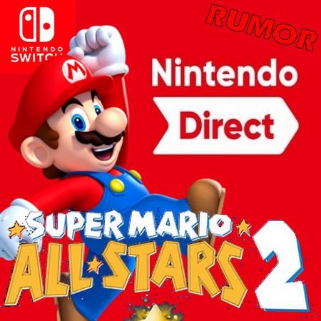 Super Mario All Stars 2 - Game pode ser anunciado semana que vem num Nintendo Direct