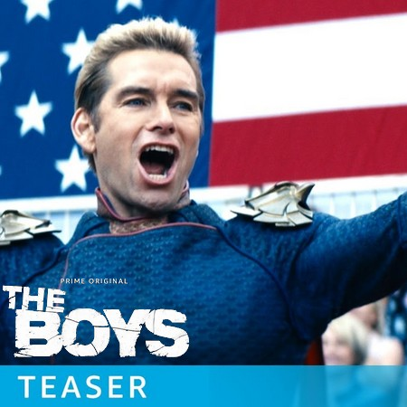 The Boys - Teaser Trailer da Season 2