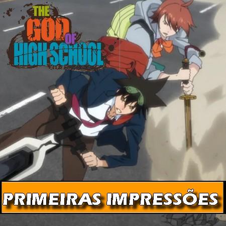 The God of the Highschool (2020) - Primeiras Impressões