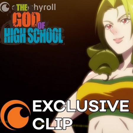The God of the Highschool - Clipe Exclusivo do Episódio 3