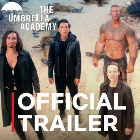 The Umbrella Academy - Trailer da Season 2