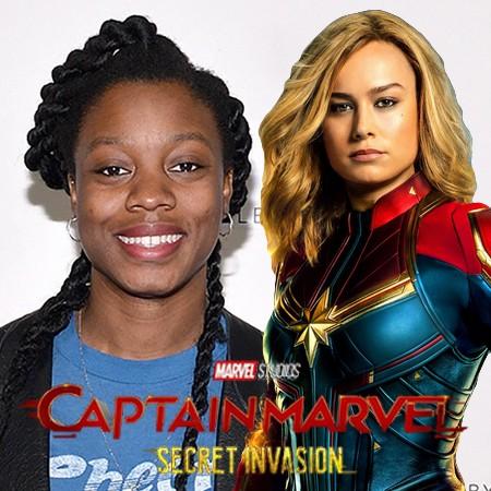 Capitã Marvel 2 - Nia DaCosta será a diretora da sequência