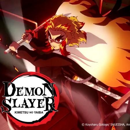 Demon Slayer Kimetsu no Yaiba Movie Infinity Train - Trailer PV Oficial #3