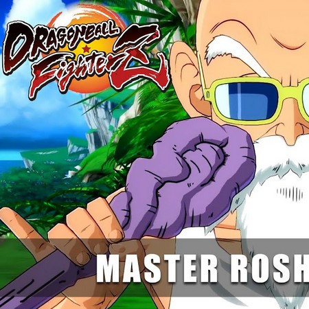 Dragon Ball FighterZ - Trailer do DLC do Mestre Kame