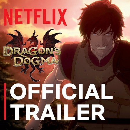 Dragon´s Dogman - Trailer Oficial da Série Animada da Netflix