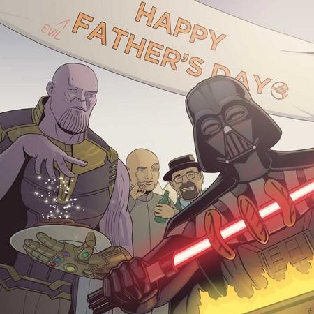Feliz Dia dos Pais 2020