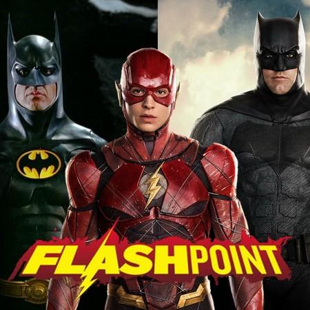 Flashpoint terá Batmans do Ben Affleck e Michael Keaton no cinema
