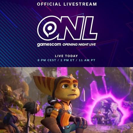 Gamescom 2020 - Assista a Opening Night Live ao vivo