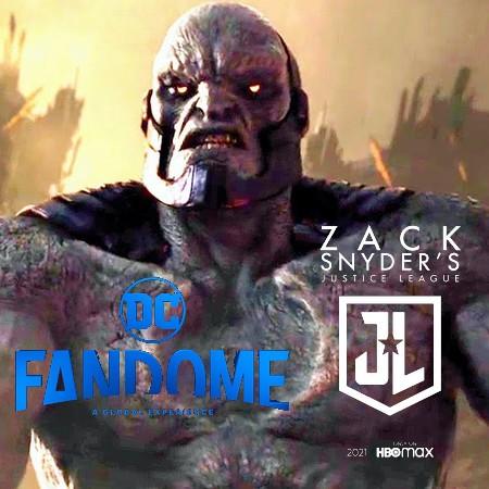 Liga da Justiça Snyder Cut - Trailer Oficial do DC Fandome