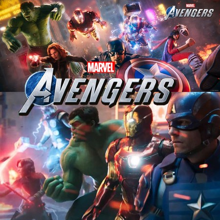 Marvel´s Avengers - Time to Assemble - CG Spot do Game